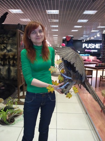 Отзыв о студии BirdsStudio трофей фазана